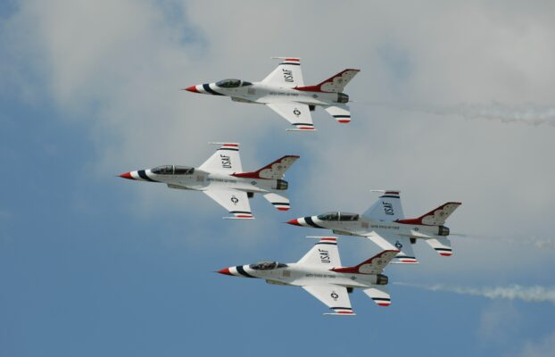 How much time did the U.S. Air Force save by using Growth Engine?